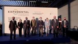 El primer Congreso multidisciplinar y científico Expodental Scientific Congress ha llevado a cabo su primera edición y entregadas sus distinciones en IFEMA Madrid