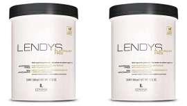 Decoloración del alto rendimiento, Lendys Platinum Free de Lendan