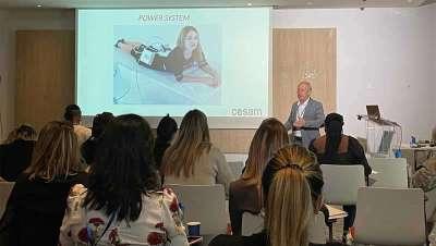 Regresa la temporada de exhibiciones a la estética profesional con Wonder, la tecnología española que crea músculo