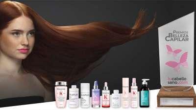 Ya sabemos quiénes son los ganadores de la I Edición de Premios Belleza Capilar organizados por TuCabelloSano.com