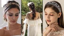 O último em moda para bodas fala-nos de noivas virais, simples, atrevidas, clássicas, revolucionárias ou não. De mulheres reivindicativas que acodem ao seu hairstylist de cabeceira como o ideal e guia do seu look