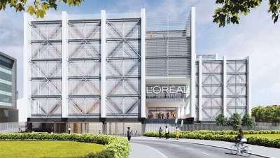 L'Oréal España estrenará nueva sede sostenible en 2022