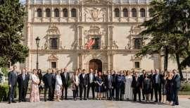 Elegidos por Academia del Perfume, en un emotivo acto llevado a cabo en el Paraninfo de la Universidad de Alcalá, pasan a partir de ahora a formar parte de la élite del perfume mundial