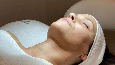 Oxigenación facial que prepara la piel contra el acné