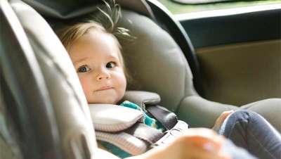 Todo lo que el bebé necesita para viajar