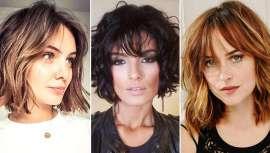 Es el corte de pelo de moda, que además, sienta bien a cualquier mujer  y tipo de rostro. Y no solo eso, es que además de sentar bien, muy bien, rejuvenece y nos quita años de encima mientras aporta frescura y movimiento a la melena