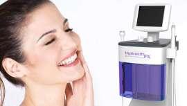 La piel del rostro tiene su aliado en Hydralift FX, un equipo de estética de última generación para tratamientos faciales enfocados específicamente en limpieza intensiva de la piel con una asegurada acción antiedad