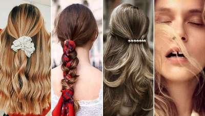 Cuatro preciosos peinados de verano muy facilitos de hacer que nos han conquistado