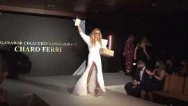 Xaro Ferri, una estrella ganadora del Galardón Revelación Nacional a la Mejor Colección de Vanguardia