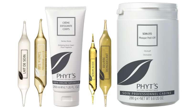Usar um peito e decote bonitos este verão é possível com Phyt?s