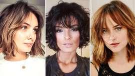 É o corte de cabelo de moda, que além disso, fica bem a qualquer mulher e tipo de rosto. E não apenas isso, é o que além de ficar bem, muito bem, rejuvenesce e tira anos de cima enquanto dá frescura e movimento ao cabelo