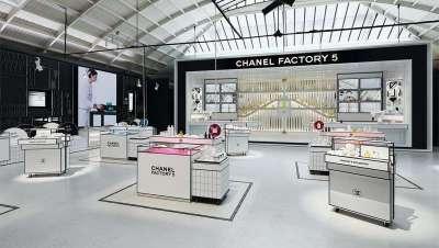 100 anos de Chanel Nº 5