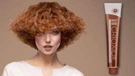 Ideais para grisalhos, novos e de última, quatro nove cores em total, de alta procura no salão de cabeleireiro e com os matizes naturais que a cliente deseja. Proteínas de seda e mínimo amoníaco