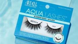 As pestanas Aqua Lashes são uma inovação da famosa Ardell. Simples e seguras para qualquer profissional porque não criar looks no teu salão? Ardell propõe cor + penteado + olhar impactante