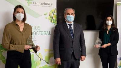 El CGCOF y el Instituto Arkopharma convocan la segunda edición de los Premios a la Tesis Doctoral