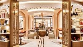 Harrods presenta su glamouroso salón de belleza y peluquería