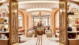 A empresa de luxo de Knightsbridge reabriu um grande espaço com tratamentos para o cabelo, o corpo e as unhas exclusivas de Philip Kingsley e Anastasia Beverly Hills