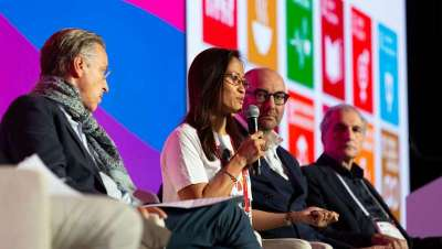 Bienvenidos a Global Wellness Summit Boston 2021