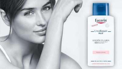 Nuevo UreaRepair PLUS, la loción para pieles secas de Eucerin con perfume calmante