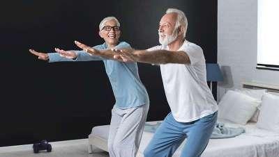 Los ejercicios más eficaces a partir de los 50