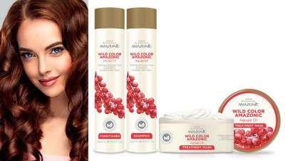 Wild Color, la familia de productos para mantener el color vibrante del cabello
