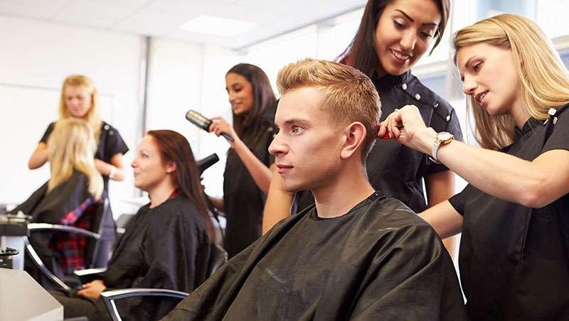 aprendices peluquería francesa