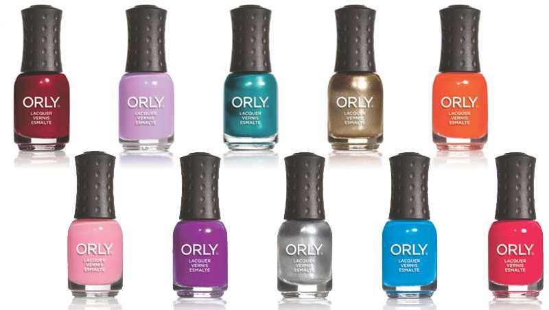 Orly apresenta o seu kit de esmaltes minis com os tons de tendência deste outono-inverno