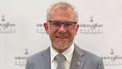 Peter F. Pfister, nuevo presidente de Intercoiffure Mondial