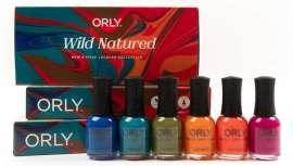 Orly lanza Wild Natured, la colección de esmaltes que triunfará este otoño