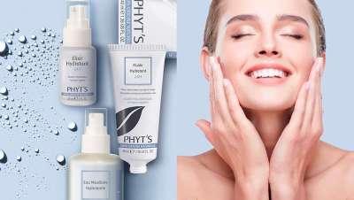 Aqua Phyt's, o tratamento de cabine bio que recupera a hidratação da pele