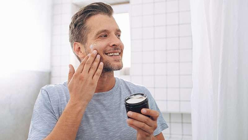 As vendas de cosmética para o homem prometem bater o seu próprio record