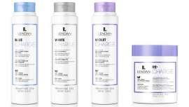 Lendan presenta Chargue, la línea profesional de corrección del color especializada en matizar y corregir reflejos indeseados en cabellos grises, blancos, rubios naturales, teñidos, decolorados o con mechas