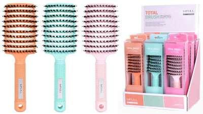 Total Brush, ¡el cepillo!