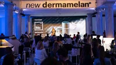 mesoestetic e Inés Sastre presentan el nuevo dermamelan® despigmentante, un regalo para la piel