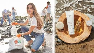 Ariadne Artiles e weDo/ celebram o World Clean Up Day