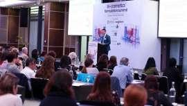 in-cosmetics Formulation Summit vuelve en formato físico, el primero del grupo in-cosmetics en Europa tras la pandemia que tendrá lugar de forma física, explorando el futuro de la sostenibilidad y el bienestar