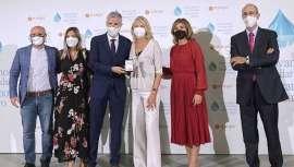 La Asociación Nacional de Perfumería y Cosmética ha querido reconocer la labor de solidaridad de esta empresa en la producción de productos hidroalcohólicos durante la pandemia provocada por el Covid19
