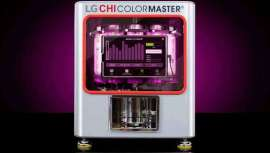 Fusionando sus tecnologías y conocimientos, CHI genio del color, el Dr. Farouk Shami, y el equipo de ingenieros superiores de LG H&H han creado una máquina de color de vanguardia llamada LG CHI Color Master Factory (pendiente de patente).