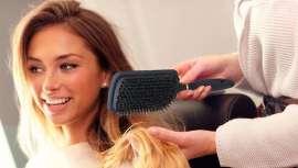 Lim Hair Tanglim Paddle Shine y Wet & Treatments son los dos  modelos del cepillo tipo raqueta desarrollados por Lim Hair