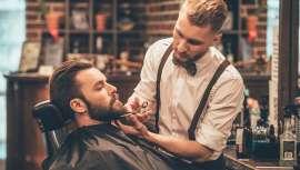 Barbas en tecnicolor, cómo teñirlas y recortarlas con suma perfección