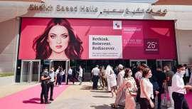 La cita con Beautyworld Middle East concluye con una fuerte presencia internacional, en concreto 53 países expositores y 17 pabellones de naciones, el inicio del calendario internacional y reactivación de la economía