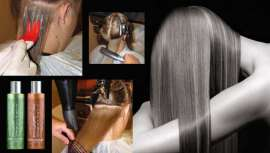 La queratina se introdujo en el mundo de la peluquería de forma escalonada, pero el éxito de los alisados brasileños contribuyó a la gran popularidad de esta proteína. Hoy en día, casi todas las marcas tienen líneas con queratina en su composición