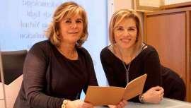 Estas dos profesionales comenzaron como fisioterapeutas, pero vieron la necesidad de sumar la estética a la fisioterapia para mejorar los resultados. Hoy en día están al frente de Cos Esvelt, el primer centro fisioestético que se creó en nuestro país