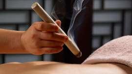 El okyu y la moxibustión japonesa