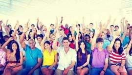 Según una encuesta realizada a 2.000 hombres y mujeres de Estados Unidos, sólo el 26% de los adultos está satisfecho con su figura