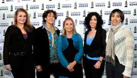 La ceremonia de entrega de los Premios Konex  a las 100 figuras más destacadas de la última década (2003-2012) de esta actividad en la Argentina, se llevó a cabo el martes 17 de septiembre en la Ciudad Cultural Konex.