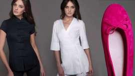 Llegan a España las prendas profesionales de la firma, diseñadas para una buena imagen y máxima comodidad