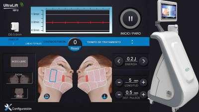 Ultra Lift HIFU: alta eficiencia en el tensado cut�neo y el tratamiento no quir�rgico de la flacidez facial
