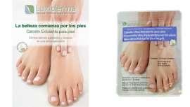 Calcetines ultrahidratantes o exfoliantes para unos pies hidratados y bellos. Una buena propuesta para la venta en el salón