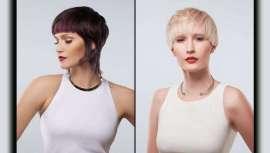 El director artístico formativo de Redken mezcla influencias del legado de los peluqueros de la década de los años 60 y 70 con los 90. De ahí surgen cortes que fortalecen el vínculo entre estilista y cliente